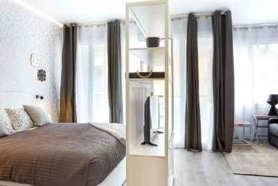 Уютная квартира в пешей доступности от пляжа